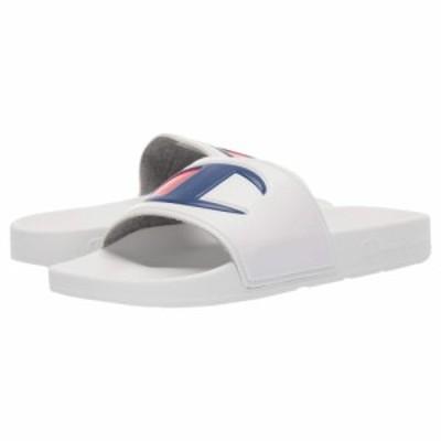 チャンピオン Champion メンズ サンダル シューズ・靴 IPO White/White