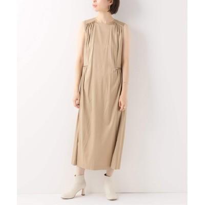 レディース ボイスフロムベイクルーズ 【YOHEI OHNO】DRESS LINE Gather Detail Dres ベージュ フリー