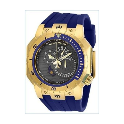 Technomarine TM-218027 Men's Sea Manta 48mm Watch並行輸入品