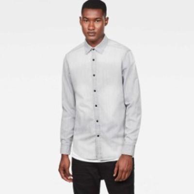 gstar ジースター ファッション 男性用ウェア シャツ gstar landoh-clean