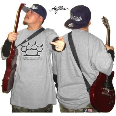 【AFO】IRON KNUCKLE TEE Tシャツ 【グレー】【完全受注生産】