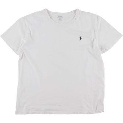 ラルフローレン Ralph Lauren POLO RALPH LAUREN ワンポイントロゴTシャツ メンズM /eaa157080