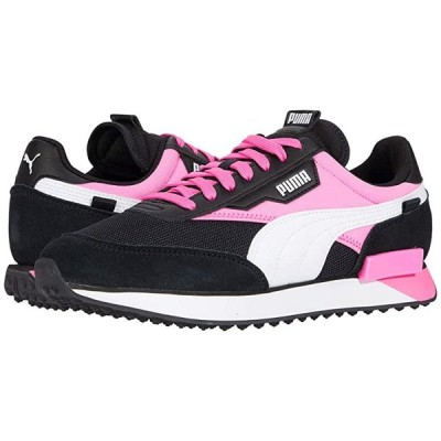 プーマ Future Rider Neon Play メンズ スニーカー 靴 シューズ Puma Black/Luminous Pink