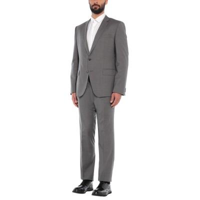 BOSS HUGO BOSS スーツ グレー 48 スーパー110 ウール 100% スーツ
