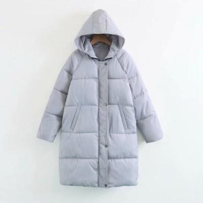 ダウンコート レディース ダウン綿コート LKSDY29834 Aライン 軽い ダウンジャケット 大きいサイズ レディース 中綿コート 上品 2018