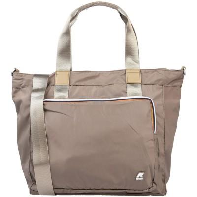 ケイウェイ K-WAY ハンドバッグ ミリタリーグリーン ポリエステル 95% / ポリウレタン 5% ハンドバッグ
