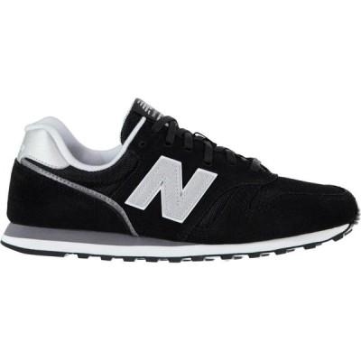 ニューバランス New Balance メンズ スニーカー シューズ・靴 373 Trainers Black