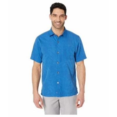 トッミーバハマ メンズ シャツ トップス Camden Coast Shirt Monaco Blue