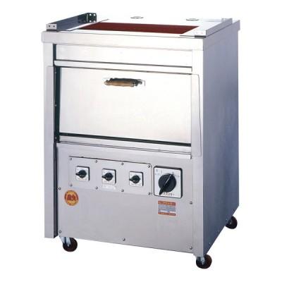ヒゴグリラー 電気式焼物器(グリラー) オーブン付きタイプ 幅770×奥行650×高さ1040(mm) GO-10
