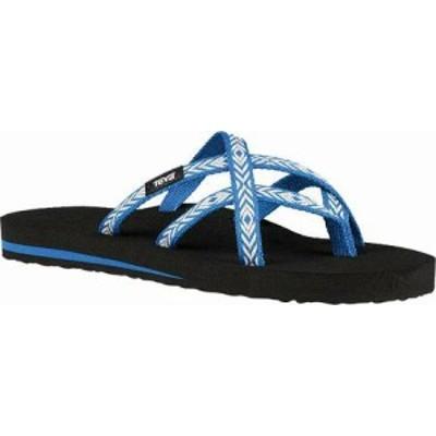 Teva レディースサンダル Teva Olowahu Sandal Himalaya Lapis Blue