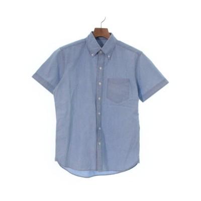 417 417 カジュアルシャツ メンズ