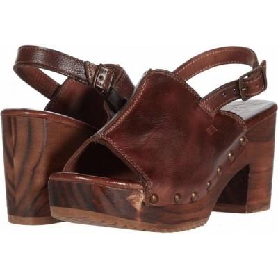 ベッドステュ Bed Stu レディース サンダル・ミュール シューズ・靴 Marie Teak Dip-Dye