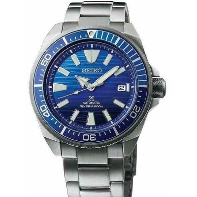 セイコー 腕時計 Seiko SRPC93 Save the Ocean Samurai Prospex プロスペックス Divers ダイバーズ( & FEDEX 2 DAY SHIP)