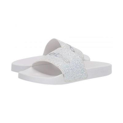 Bebe べべ レディース 女性用 シューズ 靴 サンダル Fraida - White