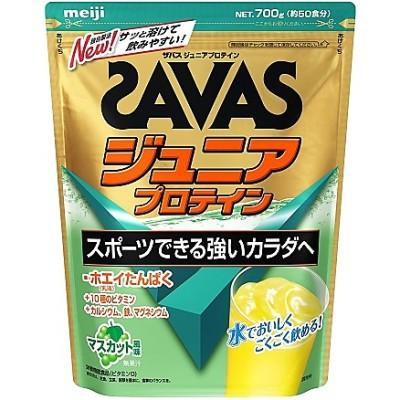 SAVAS (ザバス) ザバス ジュニアプロテイン マスカット風味 50食分 FREE . ジュニア CT1028