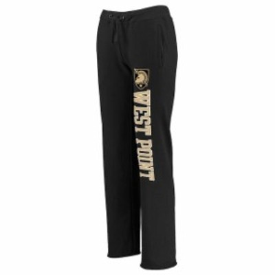 Fanatics Branded ファナティクス ブランド スポーツ用品  Fanatics Branded Army Black Knights Womens Black Sideblocker Sweatpants
