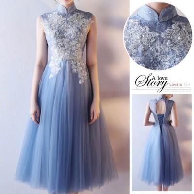送料無料 ドレス 結婚式 大きいサイズ ドレスワンピース ドレス 結婚式 お呼ばれ パーティードレス フォーマルドレス 二次会 演奏会 20代 30代