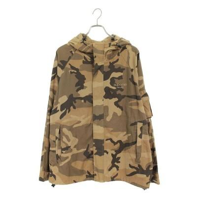 シュプリーム SUPREME 19AW Cotton Field Jacket カモ柄コットンフィールドジャケットブルゾン【OM10】【316002】【中古】