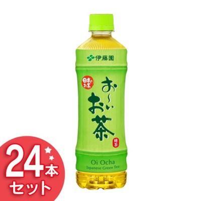 PET お〜いお茶緑茶525ml 伊藤園 (24本入り)(D) 代引不可