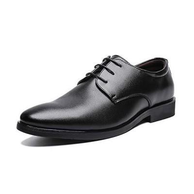 [visionreast] 革靴 メンズ ビジネスシューズ ブレン−トゥ 外羽根 就活 靴 紳士靴 レースアップ フォーマル 営業マン 冠婚葬祭 就活