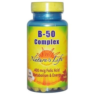B- 50 コンプレックス、100 錠
