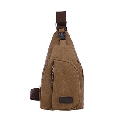 Sling Chest Bag Unisex Shoulder Crossbody Backpack Travel Hiking Camping