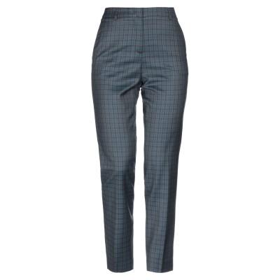 QL2  QUELLEDUE パンツ ブルーグレー 40 バージンウール 99% / ポリウレタン 1% パンツ