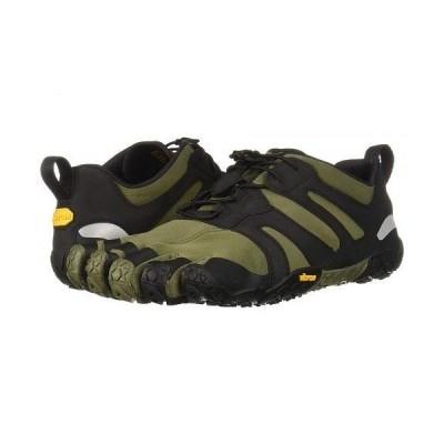 Vibram FiveFingers ヴィブラム メンズ 男性用 シューズ 靴 スニーカー 運動靴 V-Trail 2.0 - Ivy/Black