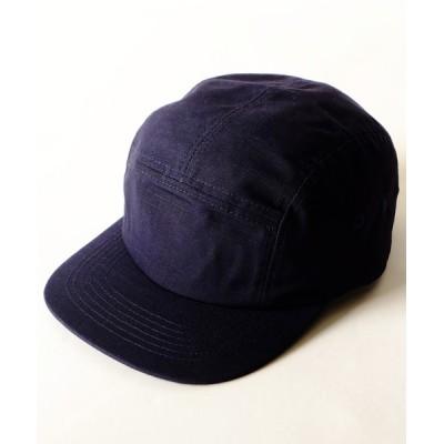 FUNALIVE / 【SI ORIGINAL】USAコットンリップストップジェットキャップ MEN 帽子 > キャップ