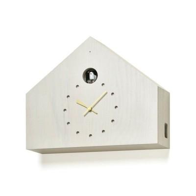 【受注確定後2〜4週間でお届け致します】掛け時計CUCULO FELICE カッコー時計 レムノス 壁掛け時計GY