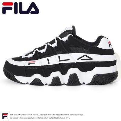 FILA フィラ スニーカー シューズ ボックスロゴ刺繍 FILA BARRICADE XT 97 (F0482)
