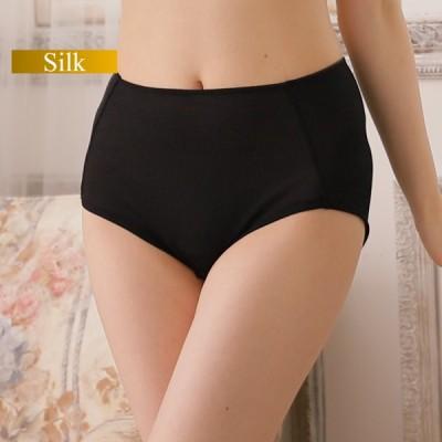 ショーツ 下着  シルク100%深ばきショーツ アンダーウェア 女性 レーディス 日本製 麗奈