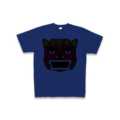 赤鬼 Tシャツ(ロイヤルブルー)