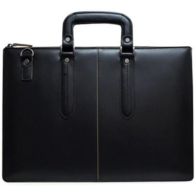 青木鞄 ブリーフケース 枯淡 コンプレックスガーデンズ アオキ メンズ 3681 10ブラック