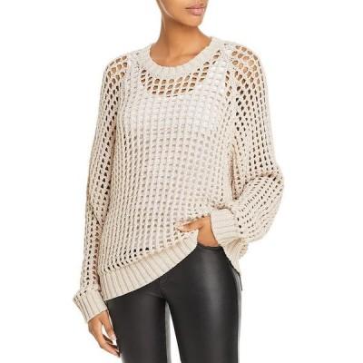 イロ レディース ニット・セーター アウター Manah Crocheted Sweater