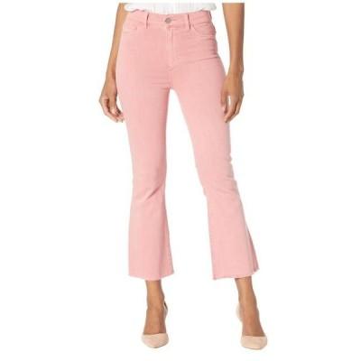 ディーエル1961 レディース パンツ Bridget Crop Mid-Rise Instasculpt Boot Jeans in Cozumel