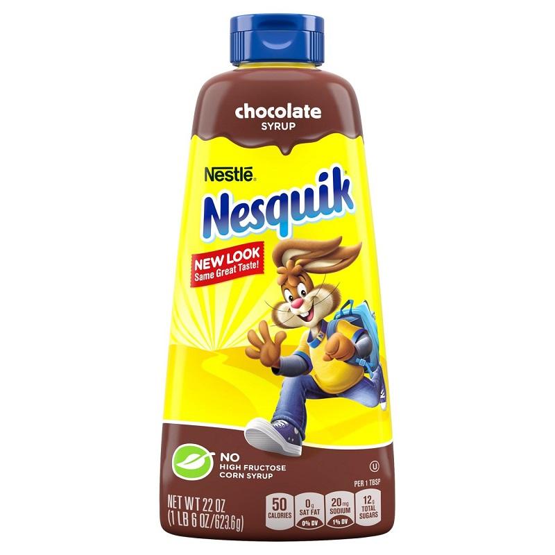 雀巢巧克力醬
