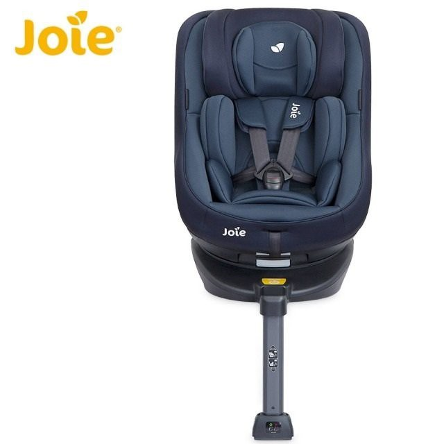 JOIE Spin360 isofix 0-4歲全方位汽座/安全座椅-藍色JBD96000N【衛立兒生活館】
