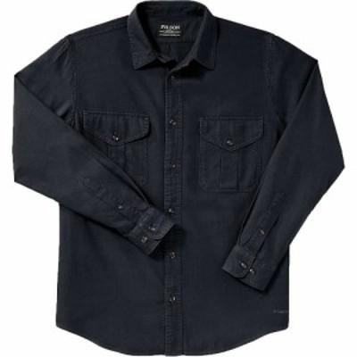フィルソン Filson メンズ シャツ トップス Lightweight Alaskan Guide Shirt Midnight Navy