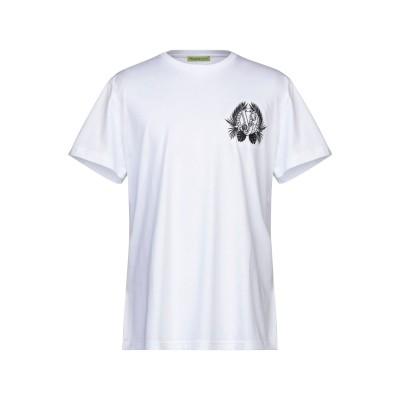 VERSACE T シャツ ホワイト XL コットン 100% T シャツ