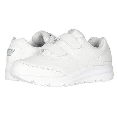ブルックス Addiction Walker V-Strap 2 メンズ スニーカー 靴 シューズ White/White