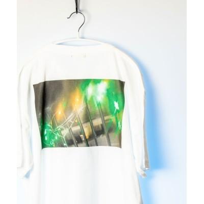 perky room / 【BROTHERHOOD】フォトプリントTシャツ<UNISEX> MEN トップス > Tシャツ/カットソー