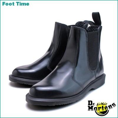 ドクターマーチン フローラ  BLACK 14649001  レディースブーツ
