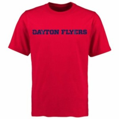 Fanatics Branded ファナティクス ブランド スポーツ用品  Dayton Flyers Red Mallory T-Shirt