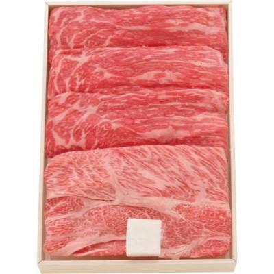 松阪牛 モモ肩ロースすき焼き用(約300g) MKRS30-80MA サンショク ギフト包装 (直送品)