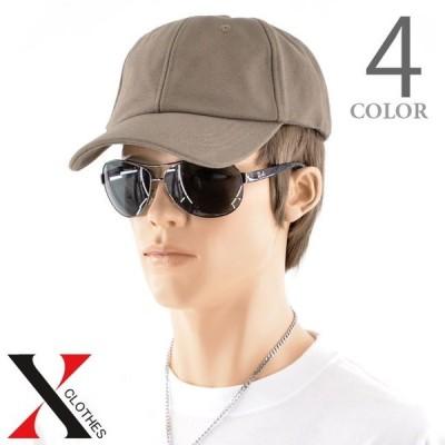 キャップ ベースボールキャップ キャンバスLOWCAP メンズ 帽子 CAP ローキャップ ストリート カジュアル スポーツ 浅め メンズ