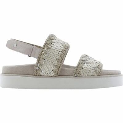 ムー Mou レディース サンダル・ミュール シューズ・靴 Bio Sandals Beige