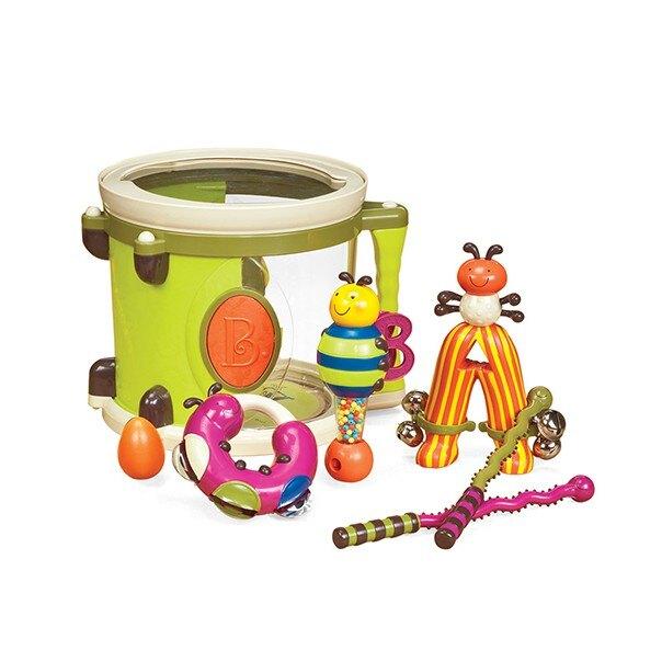 B.Toys 砰砰砰打擊樂團