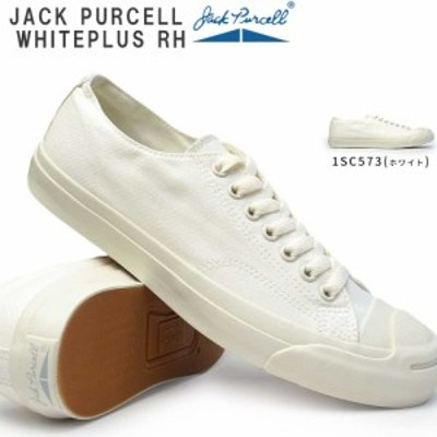 コンバース ジャックパーセル ホワイトプラス RH レディース メンズ スニーカー ローカット CONVERSE JACK PURCELL WHITEPLUS RH