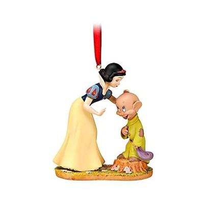 Disney Dopey and Snow White Sketchbook Ornament【並行輸入品】